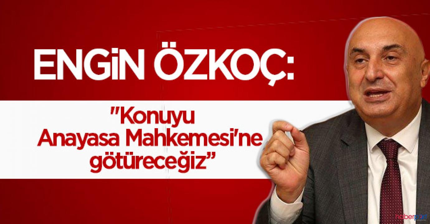 CHP hazırlıklara başladı, infaz düzenlemesi Anayasa Mahkemesine gidiyor!