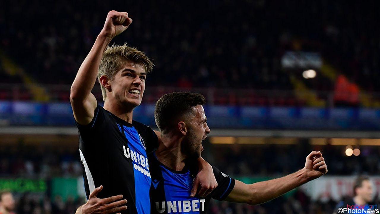 Club Brugge genç yetenek ile sözleşme uzattı