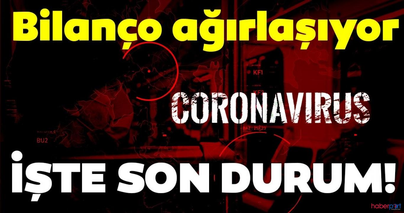 Dünya genelinde koronavirüs kaynaklı ölü sayısı 154 bin 311'e yükseldi