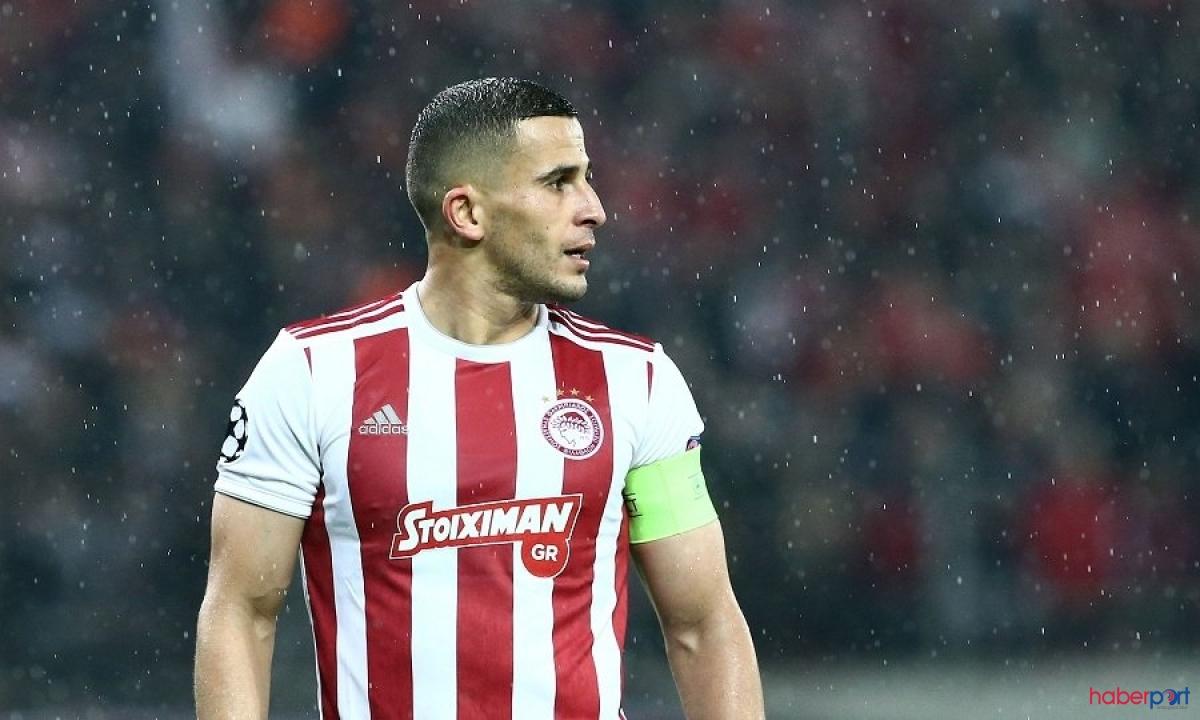 Elabdellaoui, Galatasaray'a geliyor