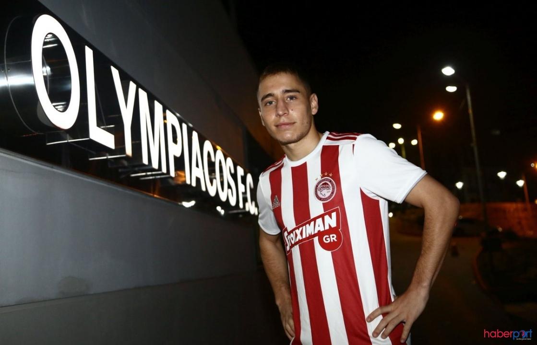 Emre Mor Olympiakos'dan kaçtı mı?