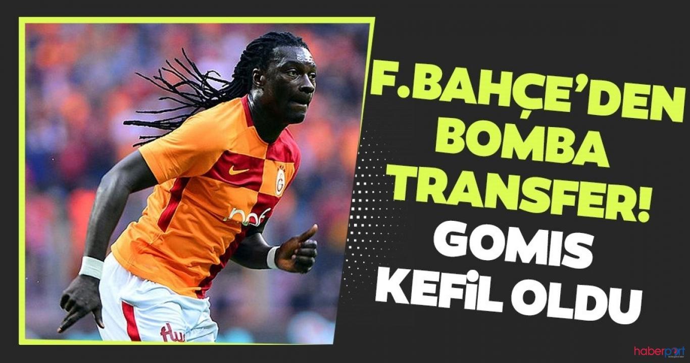 Fenerbahçe'nin yeni transferine 'Gomis' kefil oldu