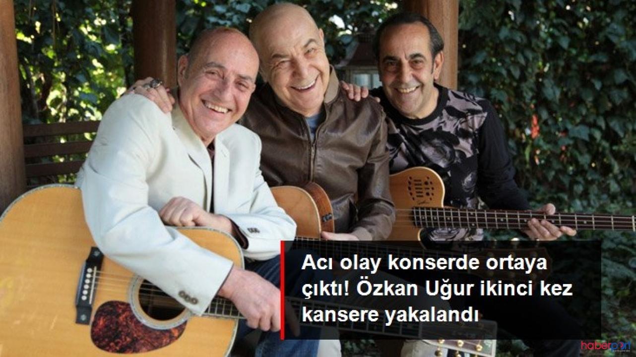 Fuat Güner 23 Nisan Konserinde Özkan Uğur'un Kanser olduğunu duyurdu