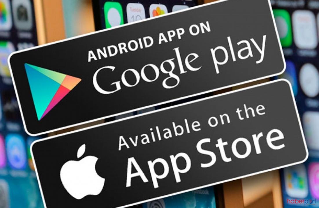 Google Play ve App Store gelirleri katlandı