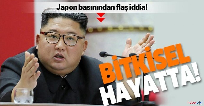 Japon basınından son dakika iddiası! Kim Jong-un bitkisel hayatta