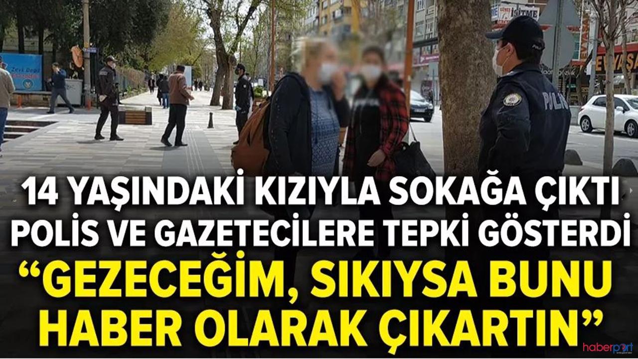 Kahramanmaraş'ta kızına yazılan cezayı kabullenemeyen annenin sözleri pes dedirtti