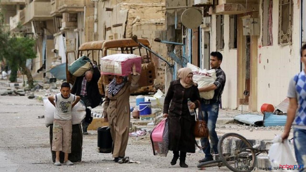 Koronavirüsü Suriyelileri korkuttu! Evlerine dönüyorlar