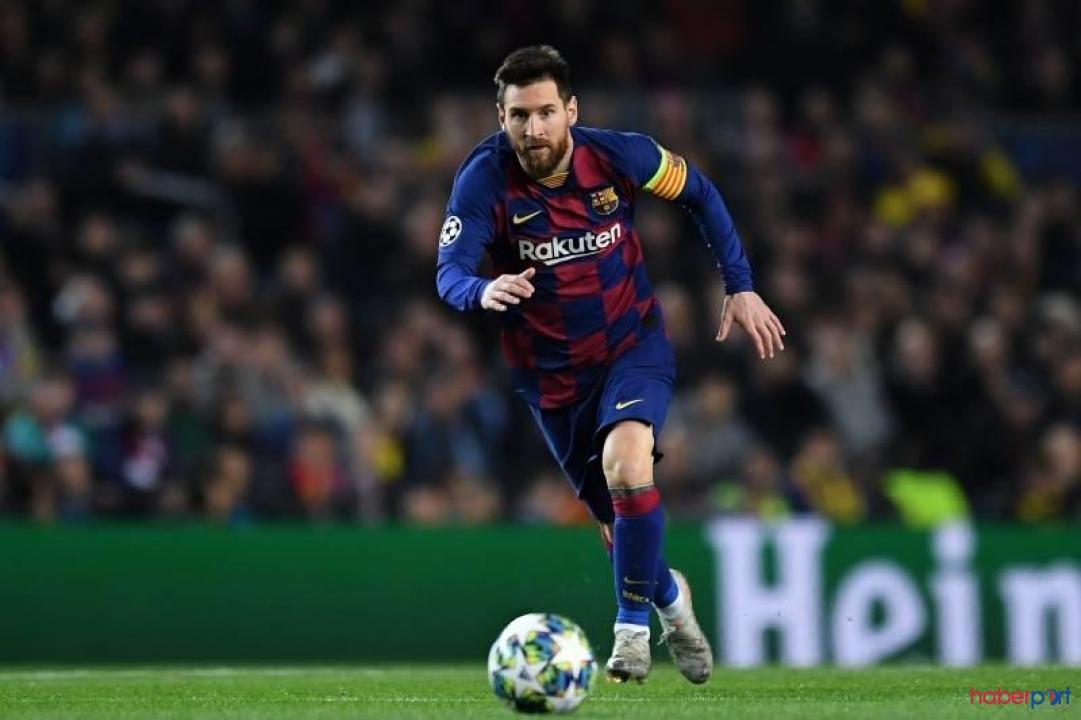 Messi'den Transfer ve kefalet bedeli iddialarına yalanlama geldi