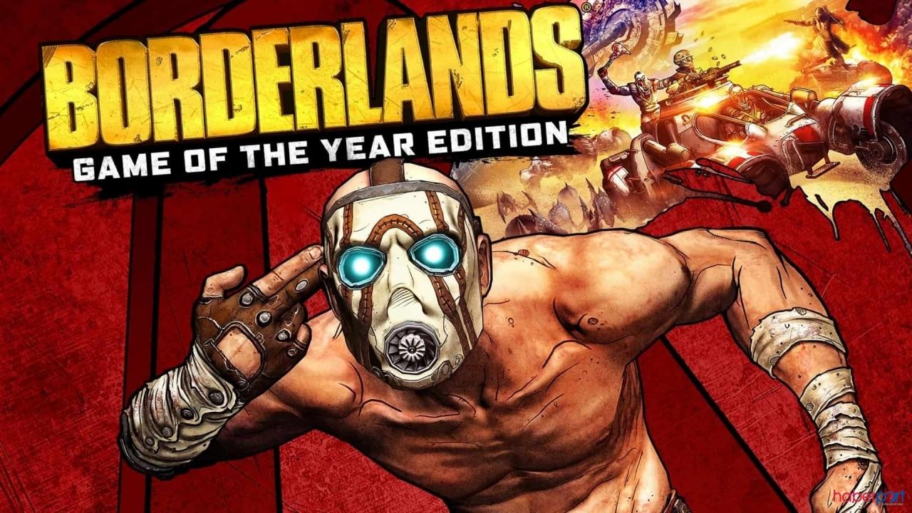Online oyun sevenlere müjde!! Borderlands Game of the Year Edition ücretsiz oldu