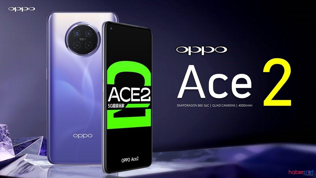 Oppo Ace 2 Kaç kamerası var? özellikleri neler ?