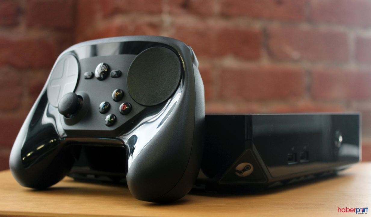 Oyun konsolu üreticisi Valve'den heyecan yaratan oyun kolu geliyor