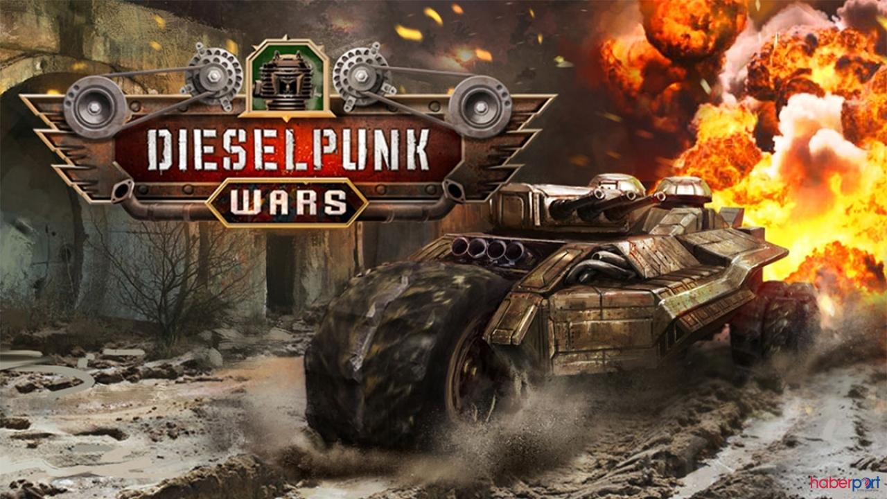 Oyun sevenlere Steam'dan tam destek Smilasyon oyunu Dieselpunk Wars Prologue ücretsiz