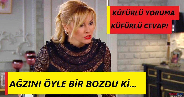 Pınar Altuğ'dan küfürlü yoruma küfürlü cevap!
