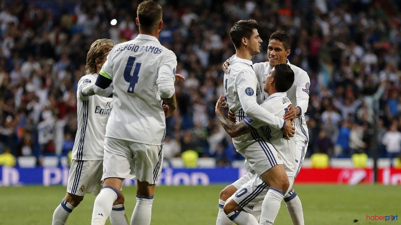 Real Madrid'de oynadığım için pişmanın