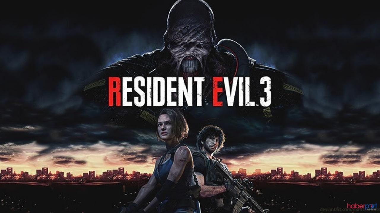 Resident Evil 3 Steam'de resmen yayınlandı