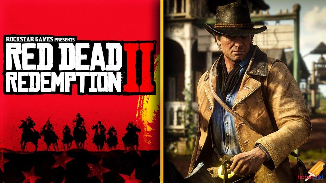 Rockstar Games'in Ödül rekortmeni Red Dead Redemption 2'si ücretsiz oluyor