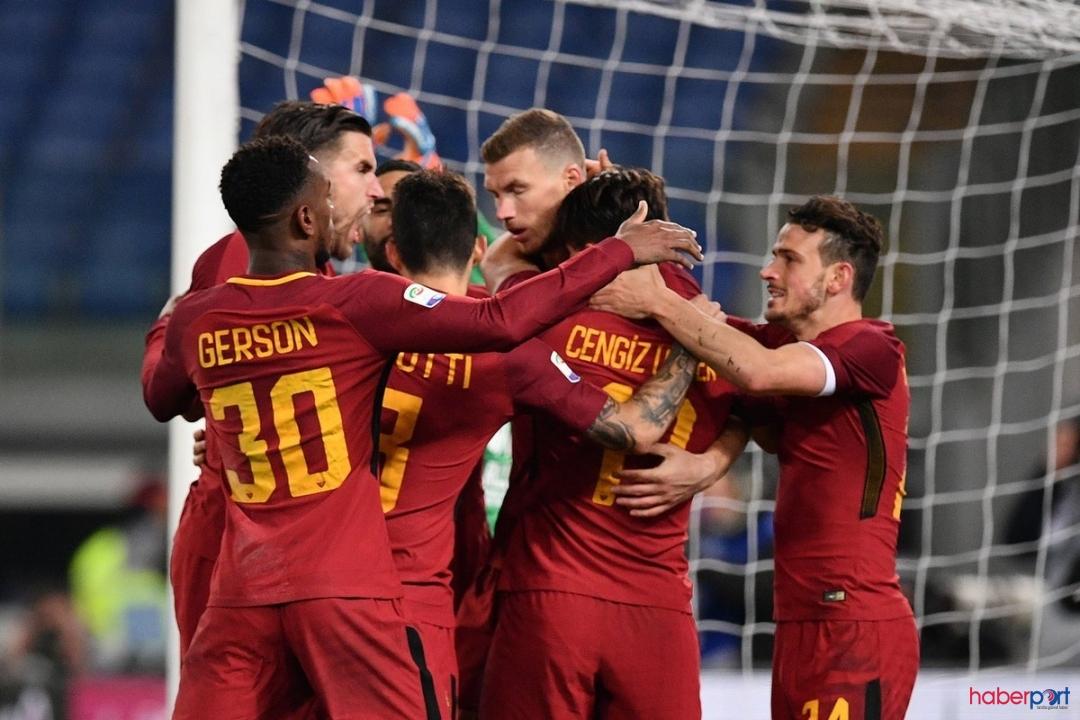 Romalı futbolculardan kulübe tam destek' 4 ay maaş almayacaklar'