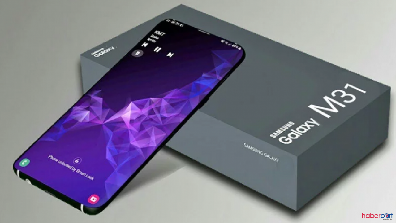 Samsung'un yeni orta segment Amirali M31
