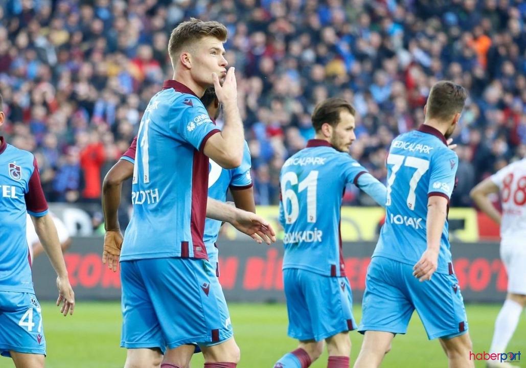 Sörloth ve Erce Trabzon'u terk etti