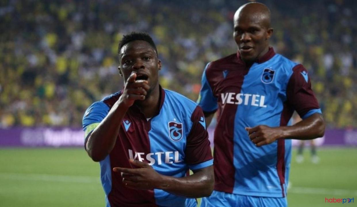 Trabzonspor'da transferin gözdesi, Ekuban