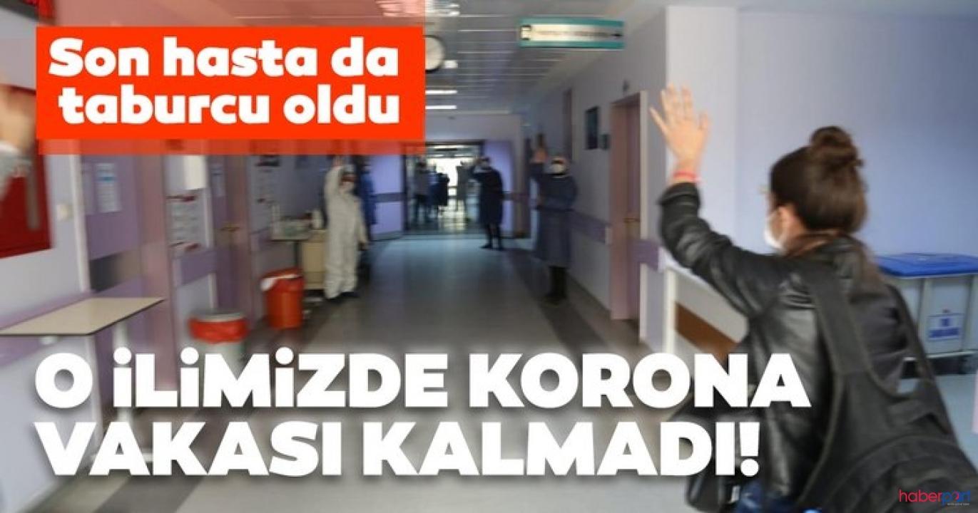 Tunceli'den sevindiren haber! Hiç koronavirüs vakası kalmadı