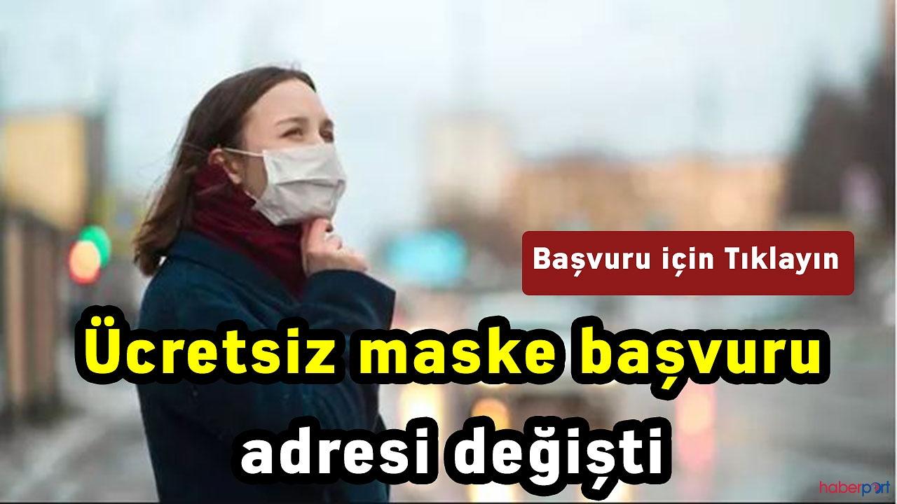 Ücretsiz maske başvuru sayfası - e devlet ücretsiz maske başvuru nasıl yapılır? e devlet ücretsiz maske başvuru sayfası