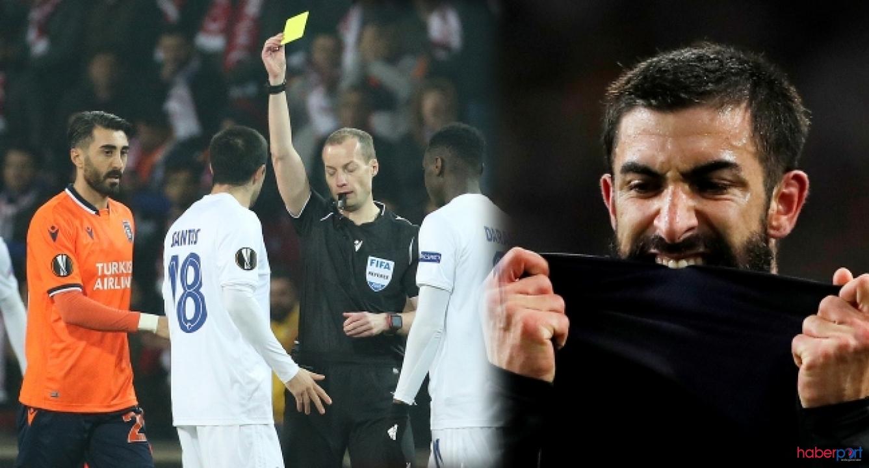 UEFA'dan Başakşehir'e ödül gibi ceza