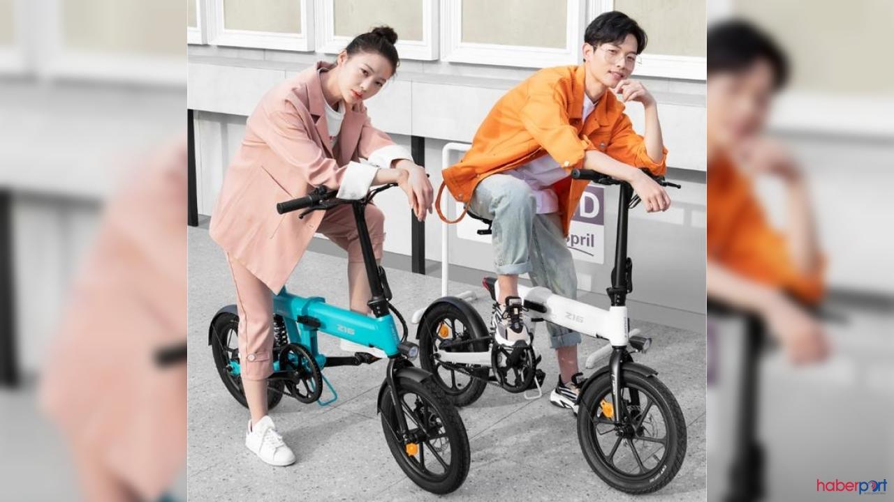 Xiaomi'den  yeni nesil  elektrikli bisiklet