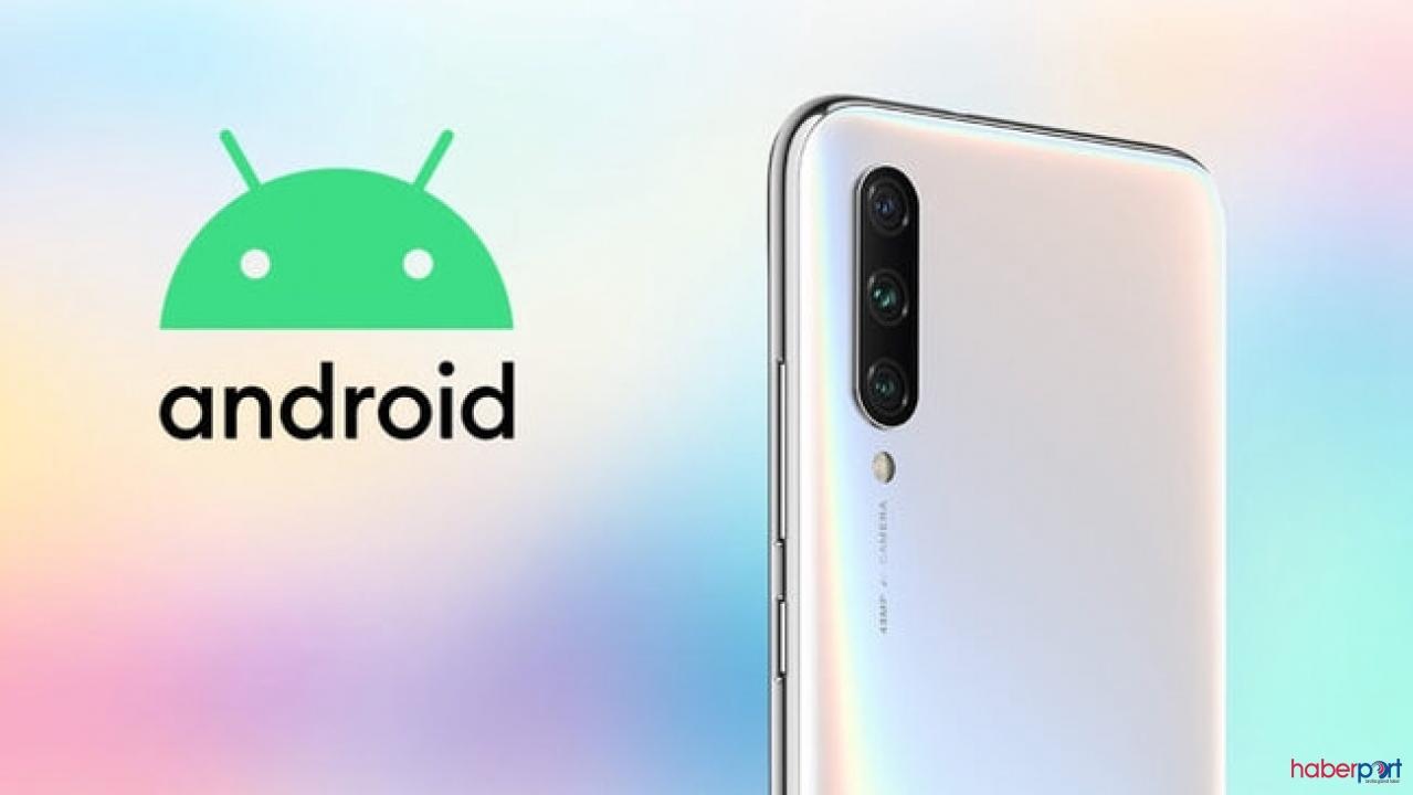 Xiaomi Mi A3, için yeni güncelleme geliyor