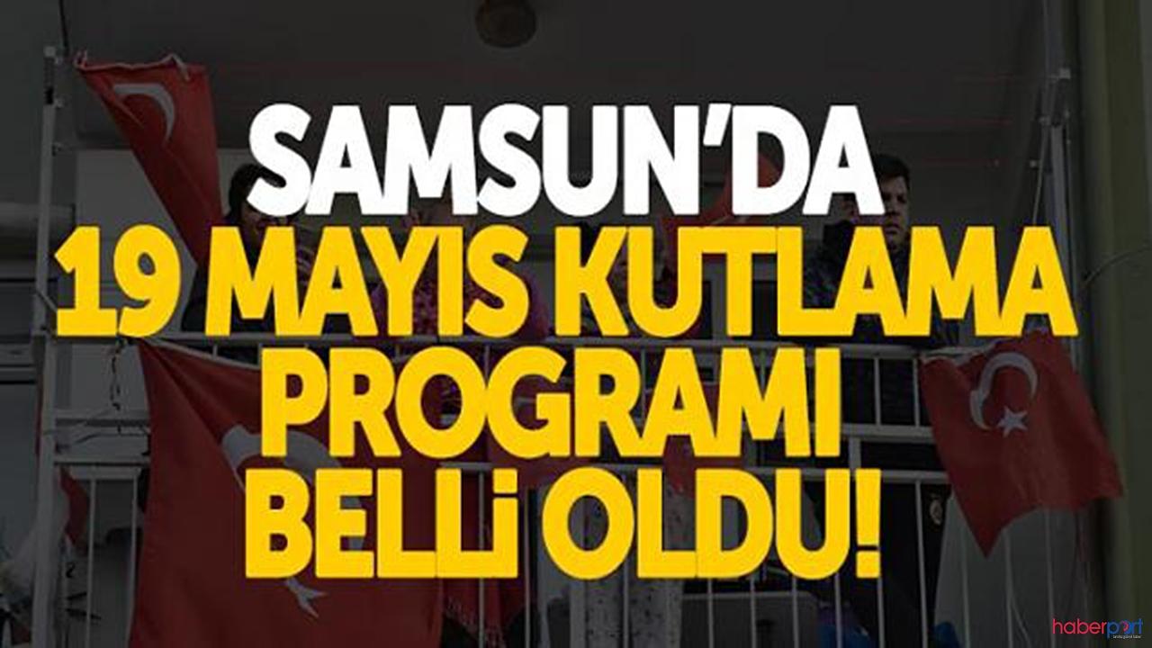 19 Mayıs Atatürk'ü Anma, Gençlik ve Spor Bayramı kutlama programı duyuruldu