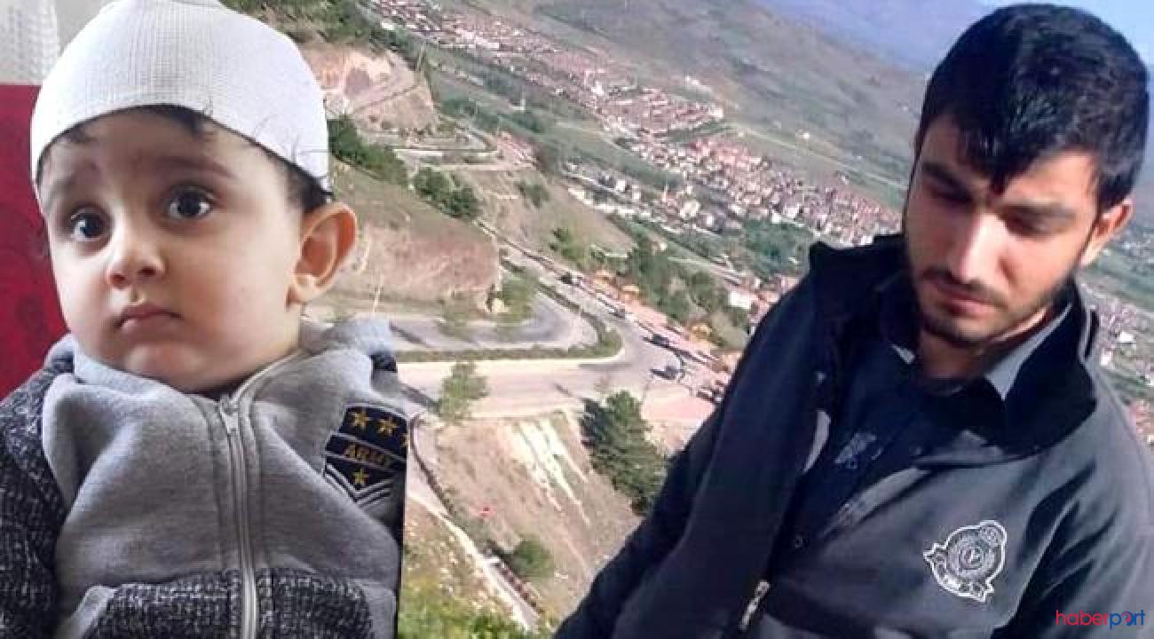 5'inci kattan bebeğiyle düşen babanın son hamlesi oğlunun canını kurtardı