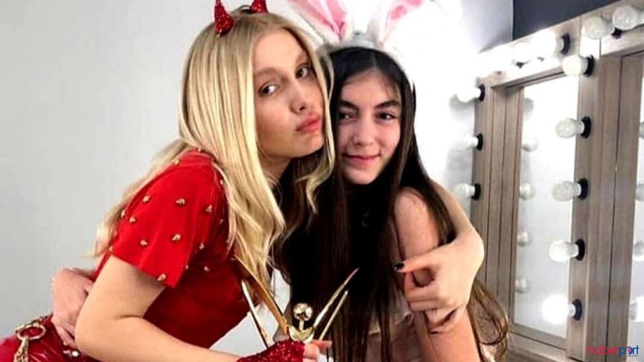 Aleyna Tilki'nin kardeşi Serenay Sarıkaya taklidiyle sosyal medyayı salladı! Ayça Tilki Kimdir? Kaç yaşında?