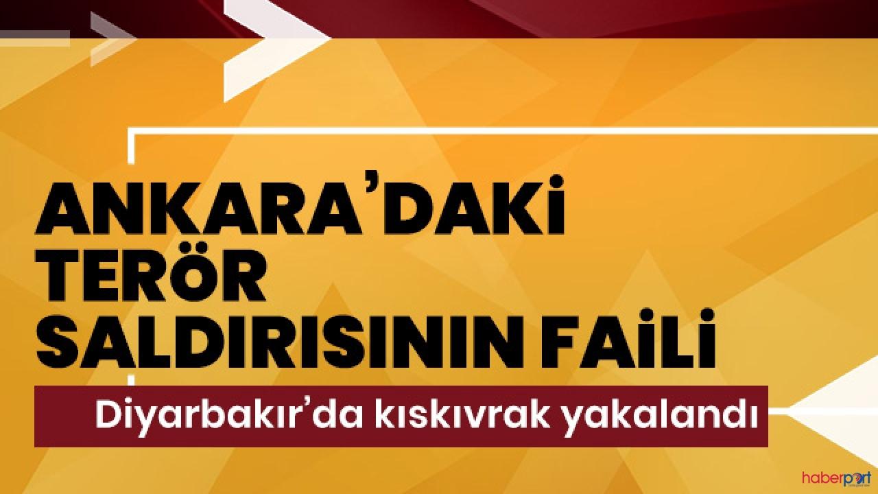 Ankara'da 5 sivilin öldüğü bombalı saldırının faili 9 yıl sonra yakalandı!
