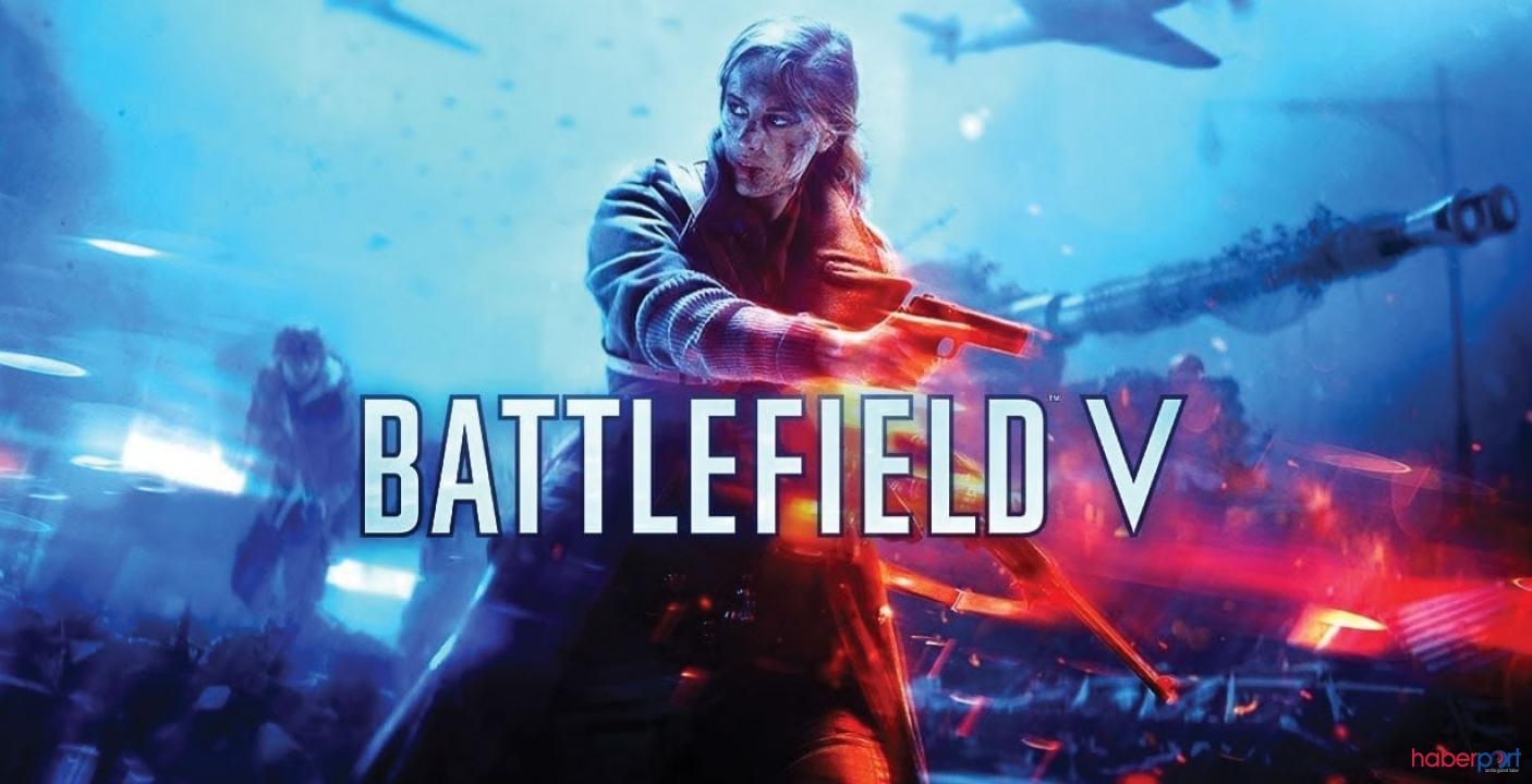 Battlefield 5'e yeni bir karakter ekleniyor
