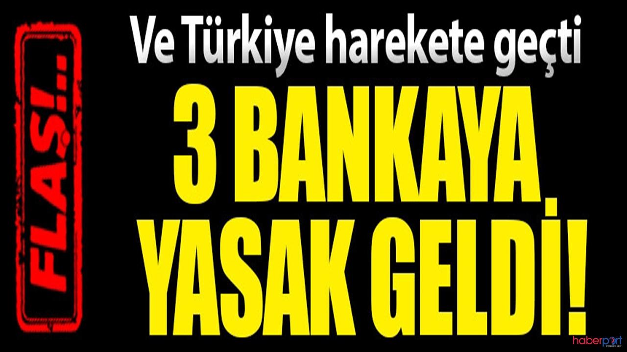BDDK harekete geçti! O bankalara işlem yasağı getirildi