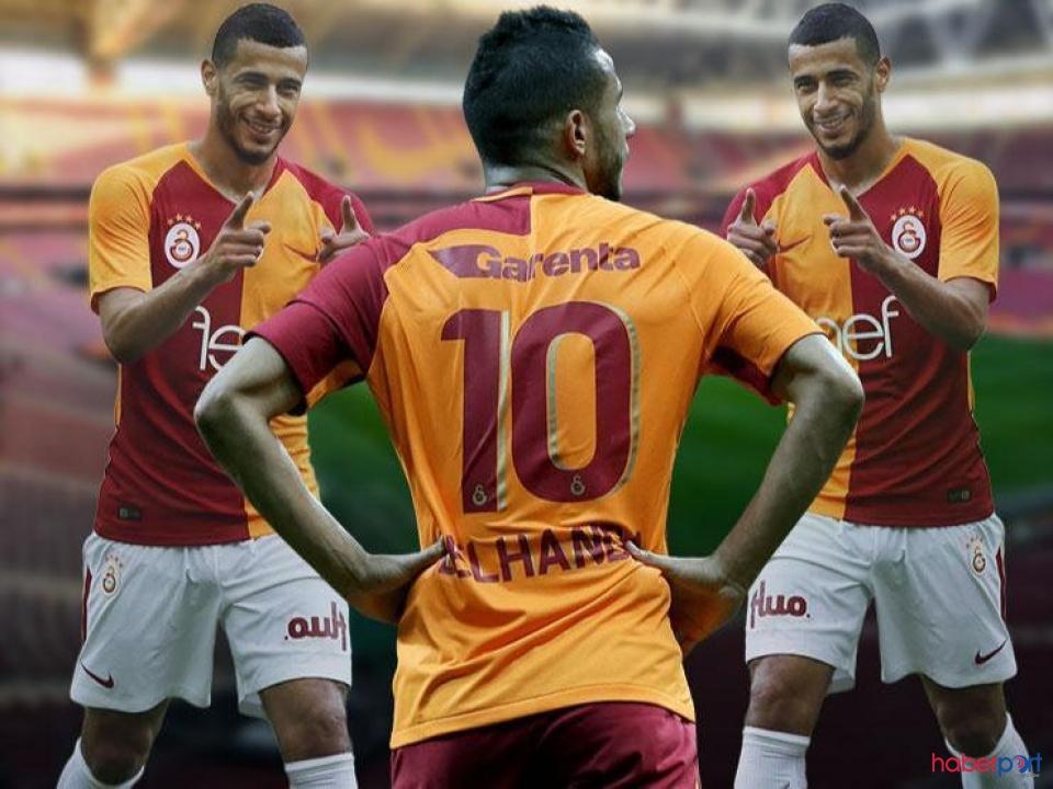 Belhanda sosyal medyadan Galatasaray taraftarları ile atıştı