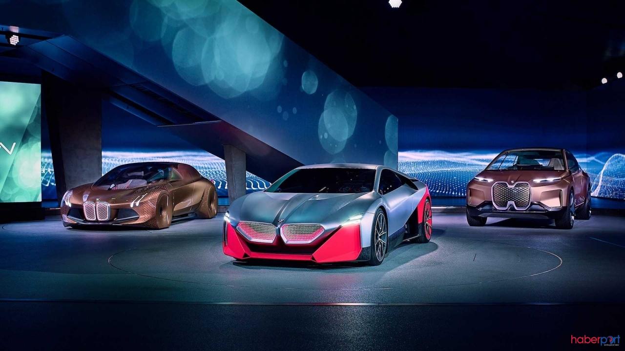 BMW, Hibrit Süper Otomobil Projesini Raf'a kaldırdı