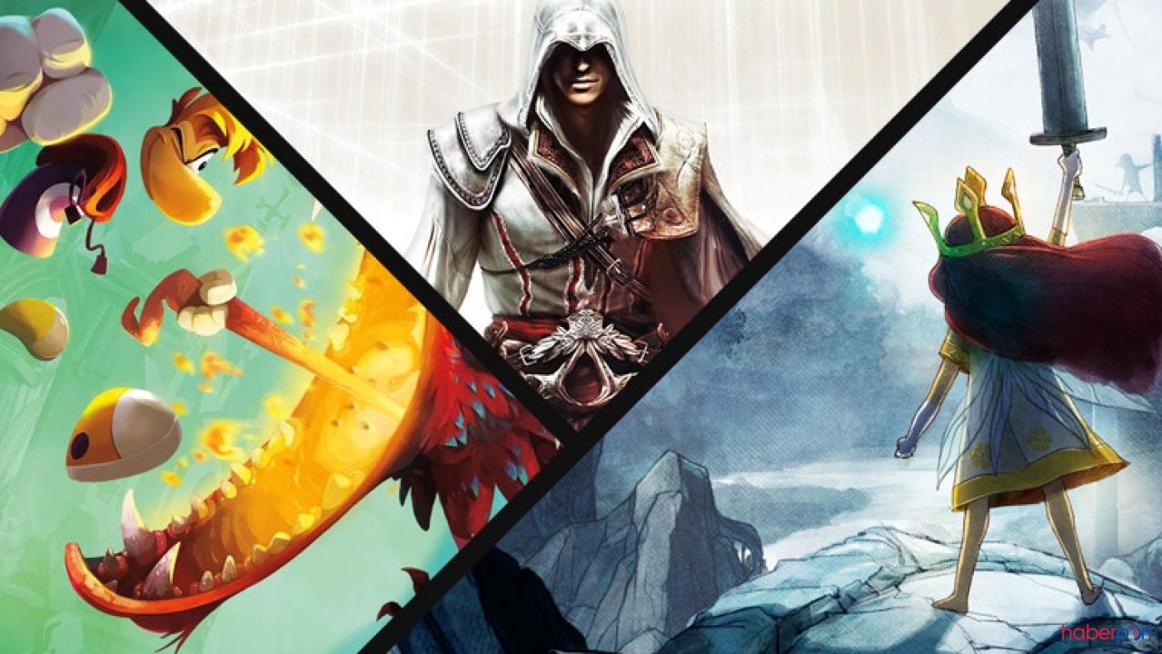 Bu fırsat kaçmaz Uplay'de 3 oyun ücretsiz oldu