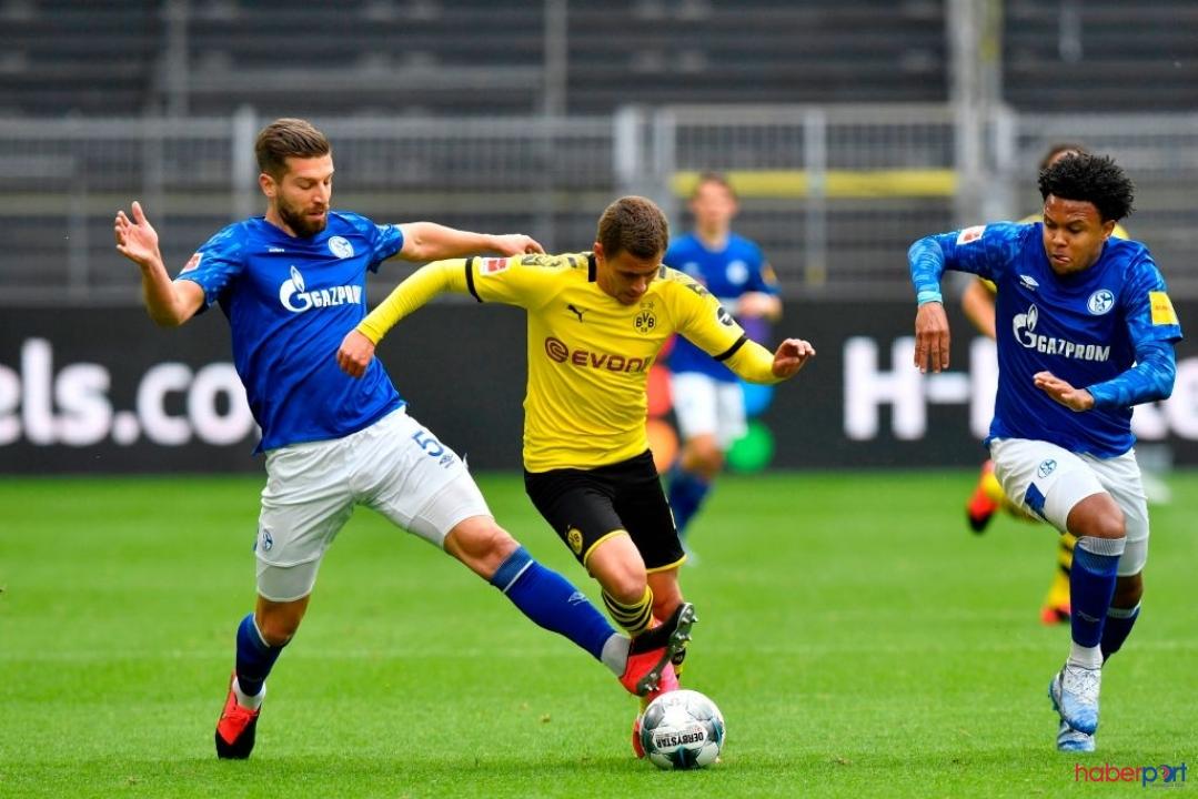 Dortmund Bundesliga'da fırtına gibi başladı