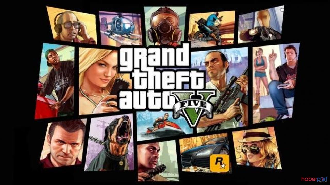 Epic Game'in dev kampanyası; GTA 5, bir hafta boyunca ÜCRETSİZ!