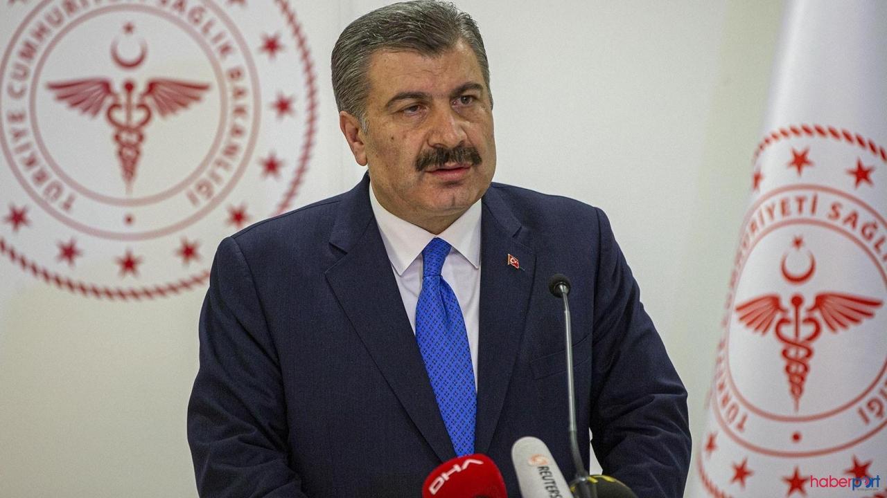 Fahrettin Koca, bundan sonra sorumlu Türkiye Futbol Federasyonudur