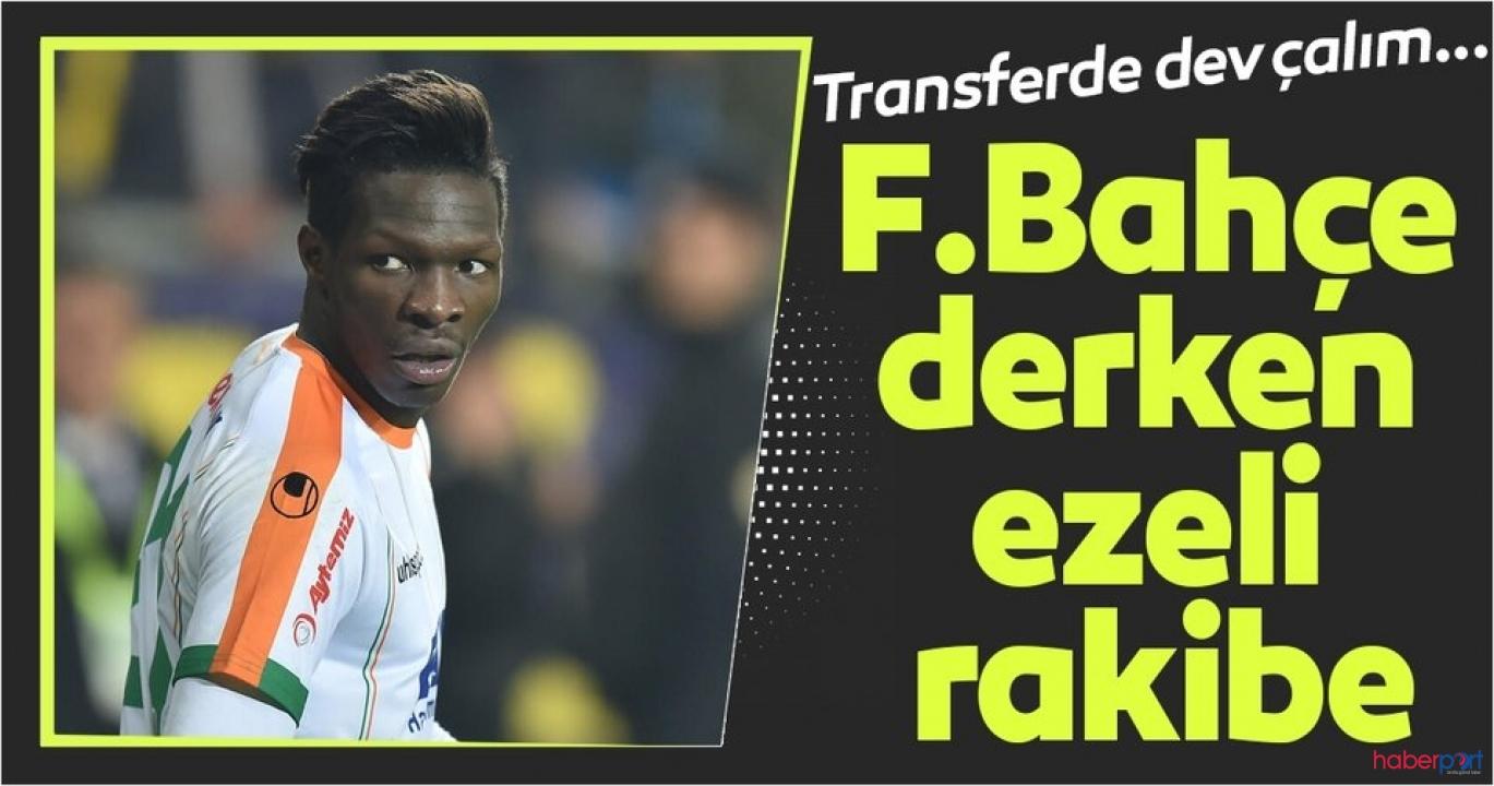 Fenerbahçe 'ye transfer çalımı