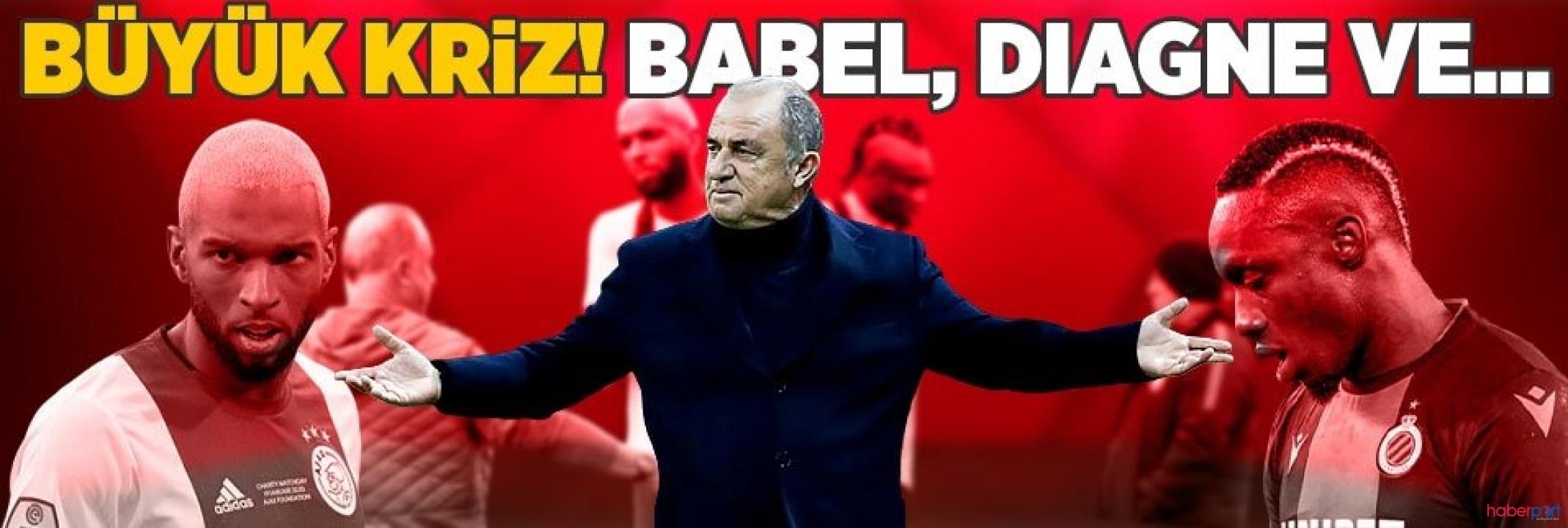 Galatasaray'ın başı dertte, mali kriz büyüyor