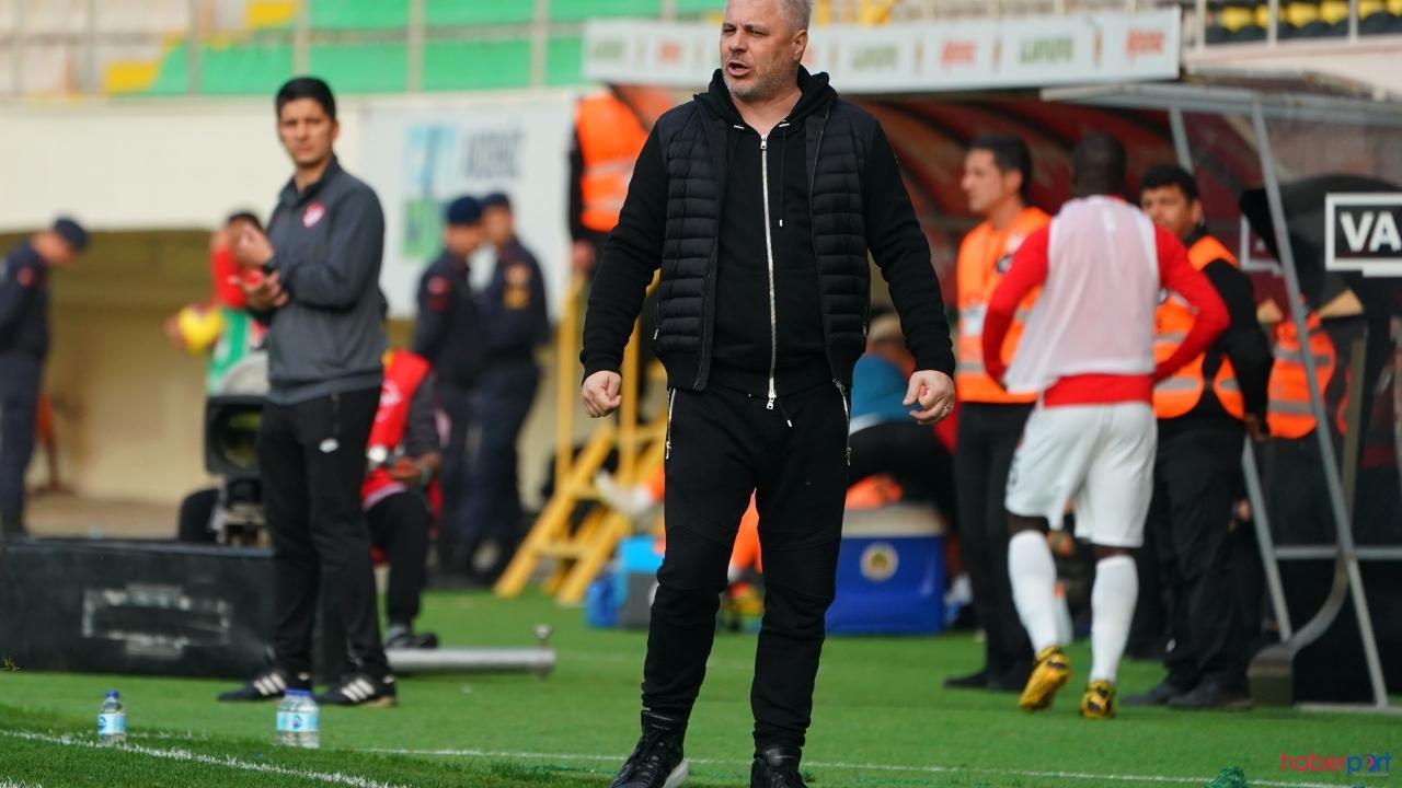 Gaziantep FK teknik direktörü Marius Sumudica, kendimi 10.kattan atarım