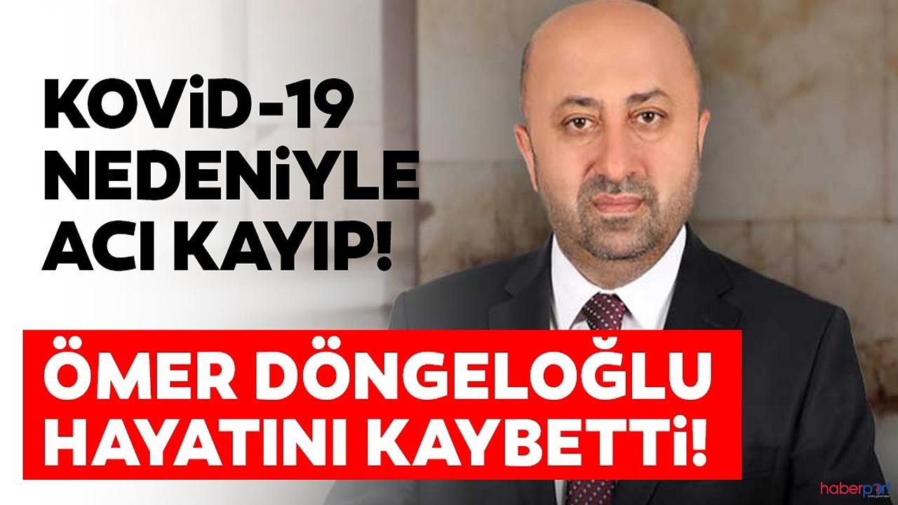 İlahiyatçı Ömer Döngeloğlu virüs karşı yaşam savaşını kaybetti