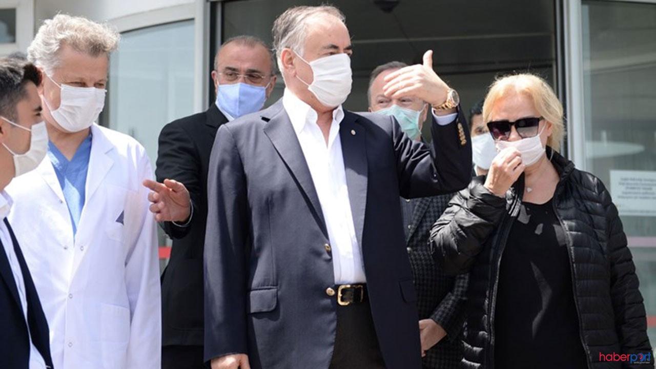 Mustafa Cengiz'in sağlık durumu nasıl ? resmi açıklama geldi