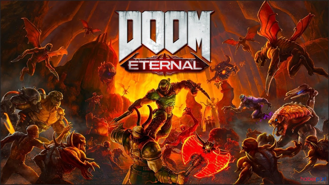Online oyun severlere iyi haber 'Steam, Doom Eternal'ın fiyatını düşürdü'