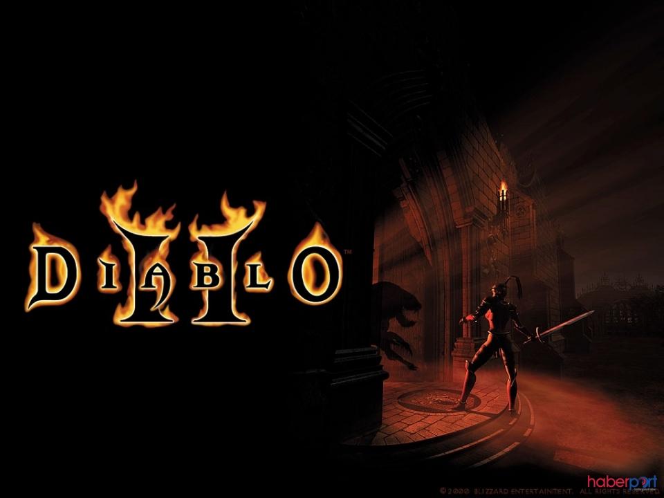 Oyun dünyasının efsane oyunu, Blizzard imzalı Diablo 2 geliyor mu?