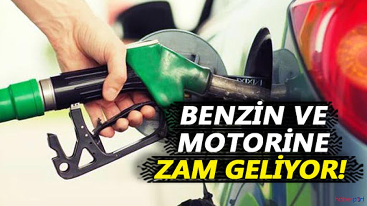 Petrol fiyatları yükselişe geçti!  Benzin ve motorine zam geliyor