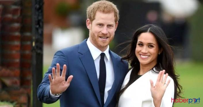 Prens Harry ve Megan Markle'in ABD'deki malikaneleri Buckingham sarayını aratmıyor
